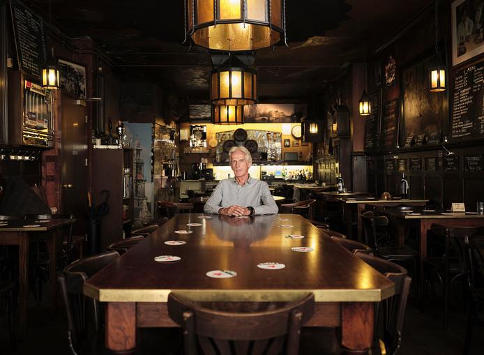Loek van Thiel, eigenaar van restaurant Piet de Leeuw.