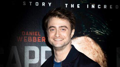 """""""Mijn hele carrière is het resultaat van geluk en privilege"""": Daniel Radcliffe gelooft niet in hard werk alleen"""
