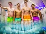 Student bedenkt kleurveranderende zwembroek