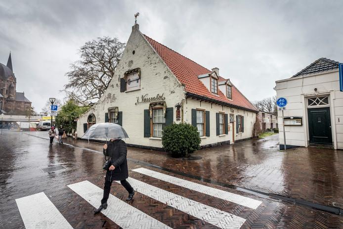 Het Vossenhol in Geldrop verkeert in zeer slechte staat.