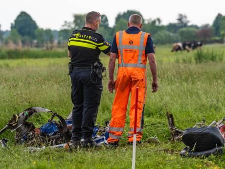 Slachtoffers crash Stolwijk ervaren vliegers uit Leiden en Zevenhoven
