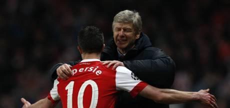 Van Persie: Mensen vergeten waar Arsenal stond voordat Wenger kwam