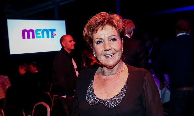 Marianne Weber bij de Buma NL Awards, 2016. Beeld anp