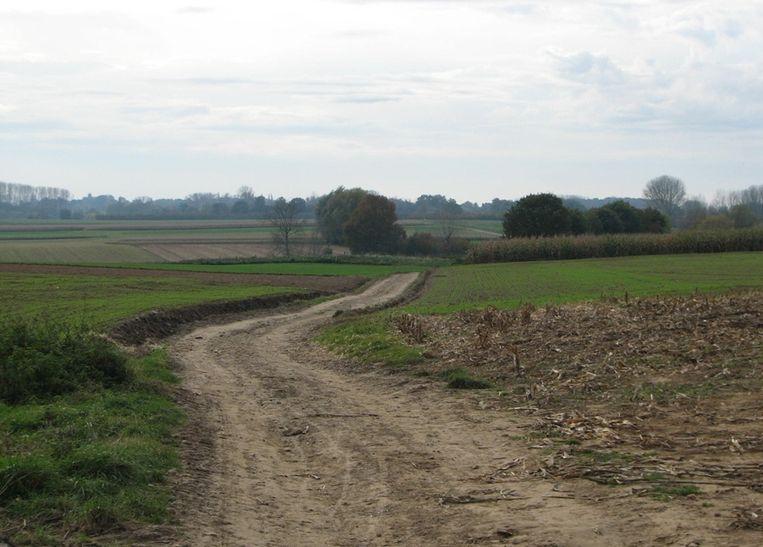Deze oude Heirweg was in de tijd van de Romeinen een belangrijke verbindingsweg.