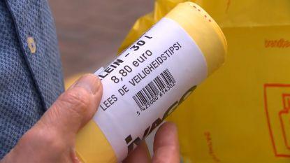Oplichters verkopen valse vuilniszakken in Gent
