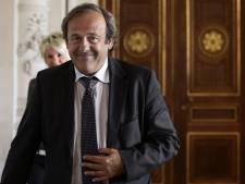 """Michel Platini peut revenir à n'importe quel poste """"sauf footballeur"""", s'amuse le président de l'UEFA"""