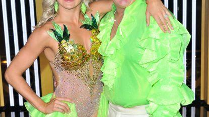Oud-woordvoerder Trump danst salsa in Dancing With The Stars