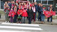 Casino supportersclub Zulte Waregem met 370 man naar Heizel