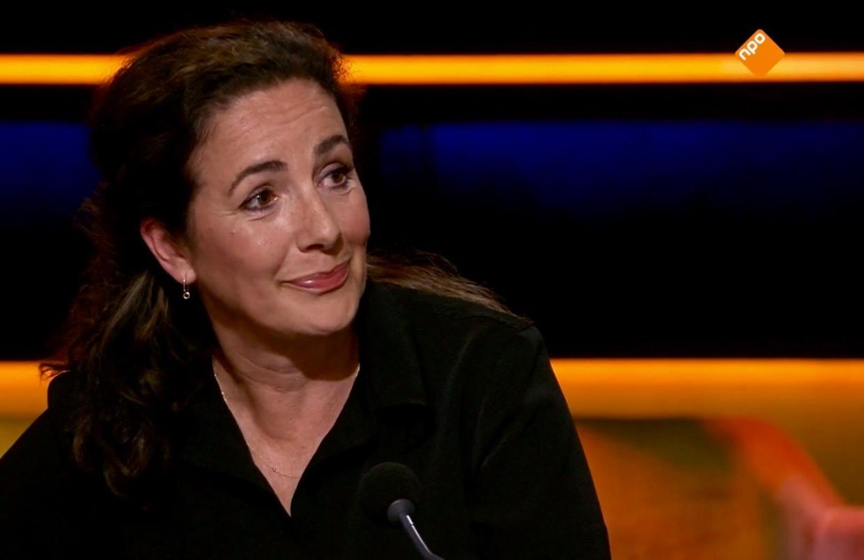 Femke Halsema in 'Op1'. Beeld Renate van der Bas