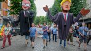 Betogers al iets minder boos op Trump