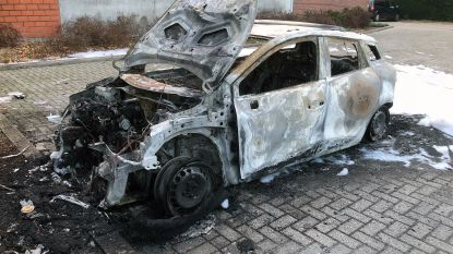Twee auto's in brand gestoken in centrum Oud-Turnhout