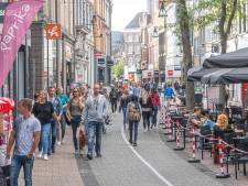 Zwolse binnenstad voelt corona-impact: 'Onze kracht is nu onze zwakte'