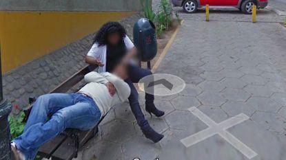 Echtgenoot ontdekt op Google Maps dat zijn vrouw hem bedriegt