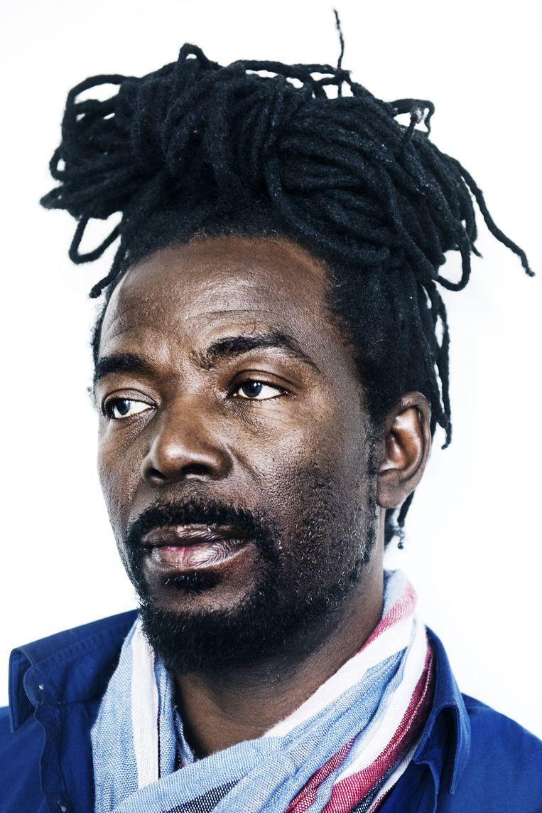 Kenny B: 'Op een gegeven moment heb ik de beslissing genomen: en nú ga ik verhongeren. Ik ga niet meer werken, ik ga muziek maken.' Beeld Sanne De Wilde