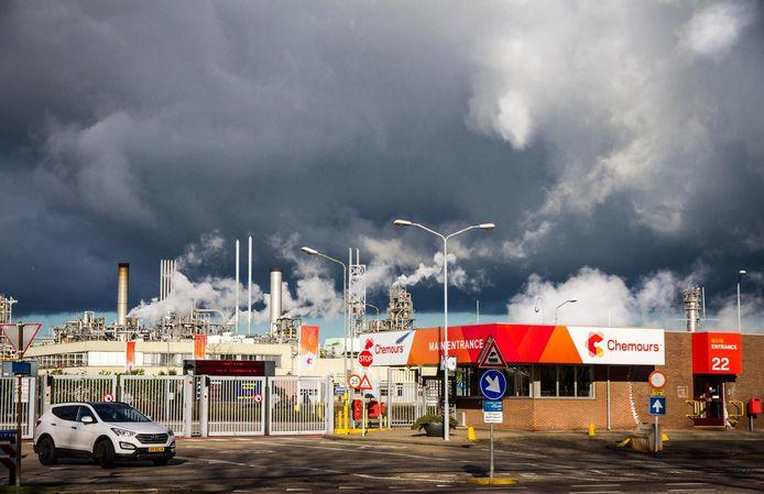 Chemours, het vroegere Dupont, is één van de vervuilers.