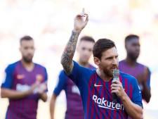 Leider Messi aast ook op Europese troon van Real
