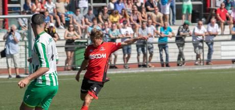 Helmond Sport veegt Brandevoort van de mat in eerste oefenwedstrijd