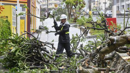 Zeventien gewonden bij doortocht tyfoon Trami in Japan