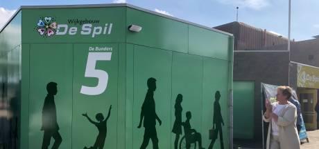 Wijkgebouw De Spil is écht niet meer te missen
