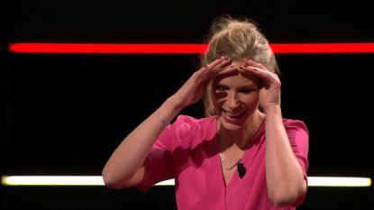 Julie Colpaert breekt 'Slimste Mens'-record