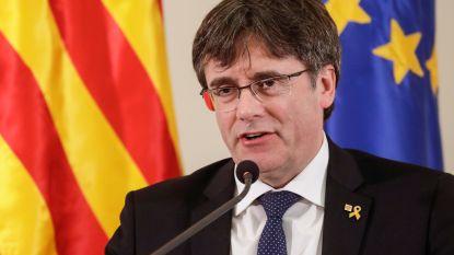 Carles Puigdemont stelt zich kandidaat voor Europese verkiezingen