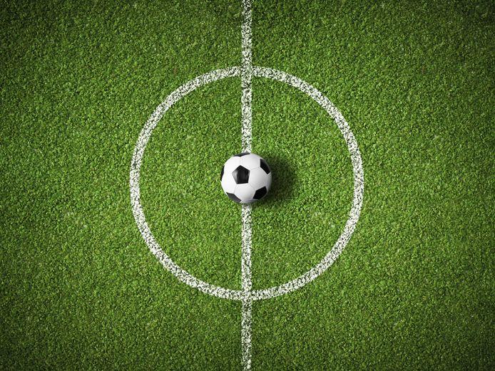 Amateurvoetbal.