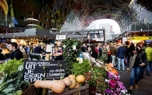 De Rotterdamse Markthal