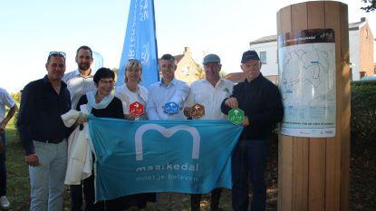 Ruiters en menners kunnen genieten van nieuwe route in Maarkedal