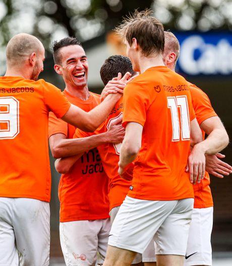 Overzicht | Cas van den Broek schittert voor Moerse Boys, RBC wint van buurman Roosendaal