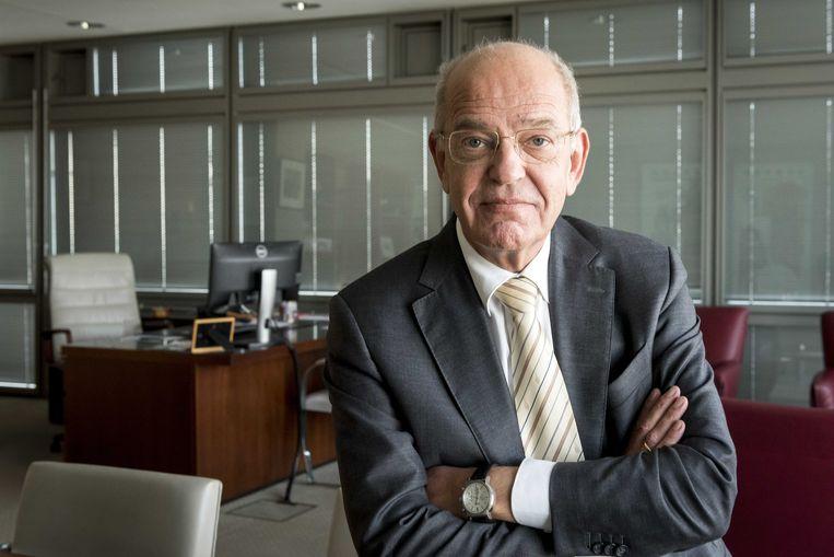 Gerrit Zalm (VVD), tot enkele maanden geleden voorzitter van de Raad van Bestuur van ABN Amro. Beeld ANP XTRA
