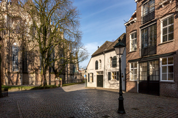 Het Sint-Janskerkhof