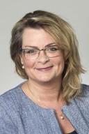 Wijkwethouder Paula Stoker