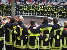 Doodgeslagen brandweerman Duitsland: drie jongeren aangeklaagd, vier gaan vrijuit
