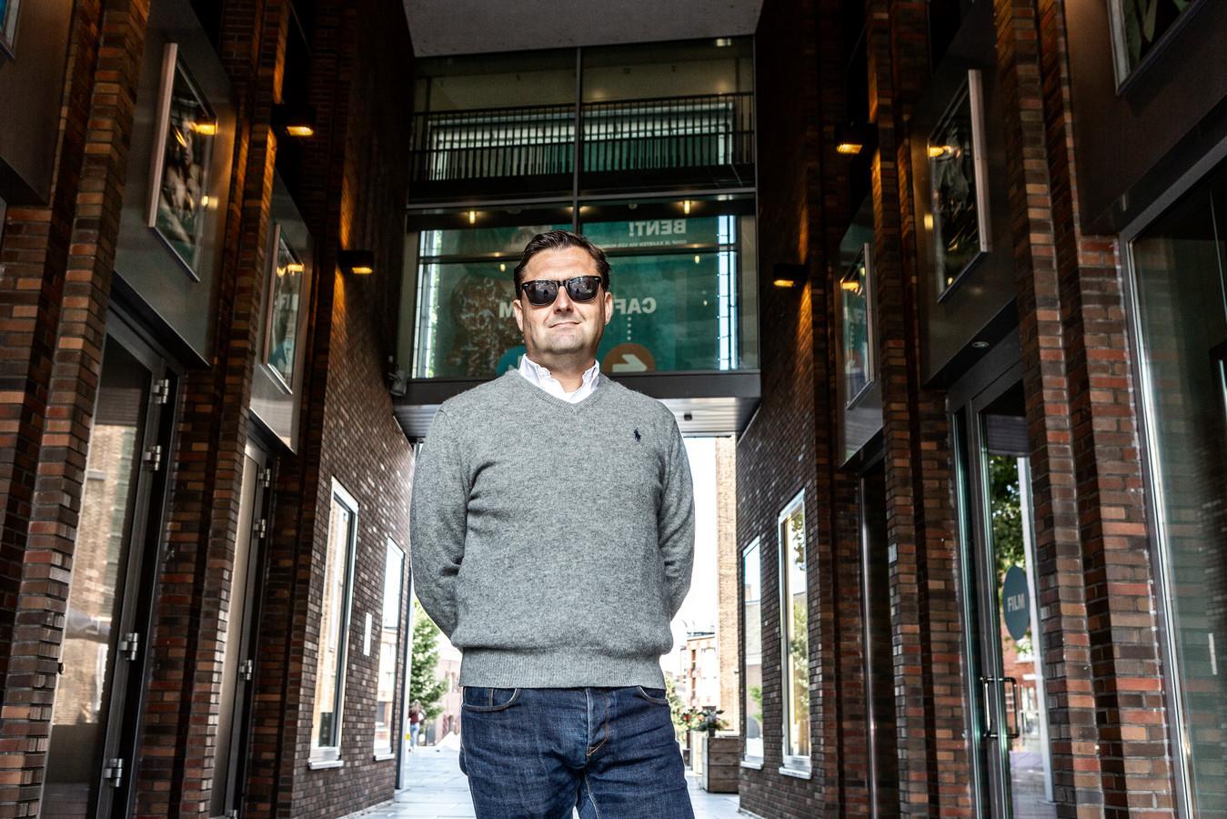 """Kos Myronidis: ,,Zelfs toen ik in Groningen woonde, ging ik naar NEC als ik tijd had."""""""