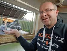 De Vale Doffer-duivenmelker uit Haaksbergen is niet oubollig