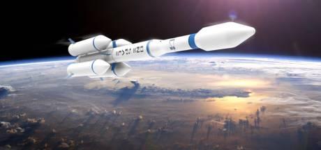Mijlpaal voor Chinese ruimtevaart: eerste commerciële raket gelanceerd