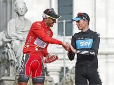 Cobo verliest eindzege Vuelta 2011, Froome nieuwe winnaar, Mollema derde