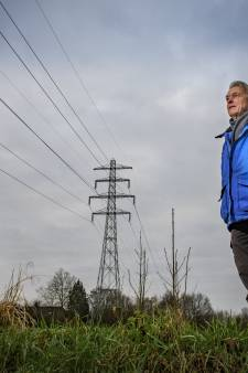 Zutphen in de bres voor ruim duizend huishoudens onder gevaarlijke hoogspanningskabels: 'Zo snel mogelijk onder de grond'