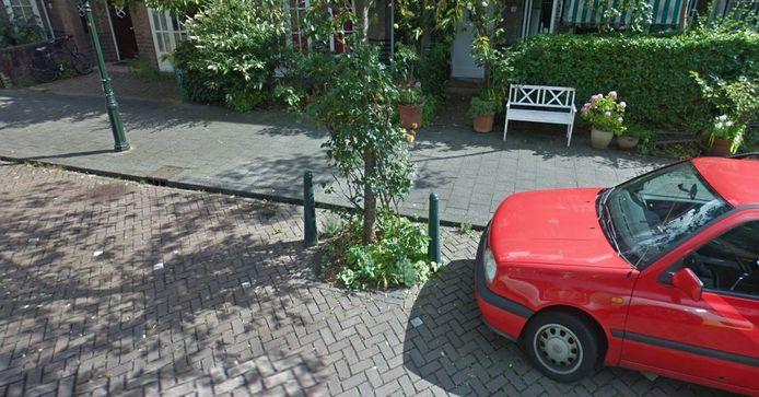 Twee Hagenaartjes in de Jacob Mosselstraat.