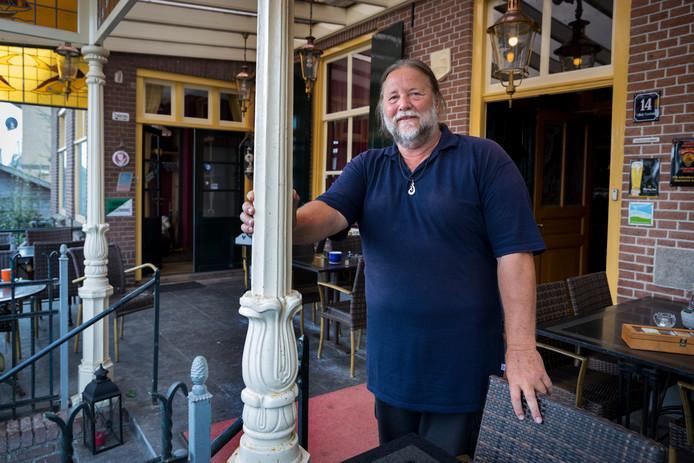Uitbater van restaurant Het Oude Veerhuis Don Elsman
