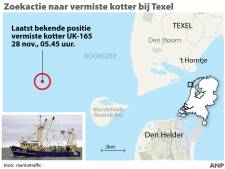 Kustwacht hervat zoektocht naar vermiste vissers Urker kotter