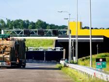 Heinenoordtunnel twee nachten op slot voor groot onderhoud