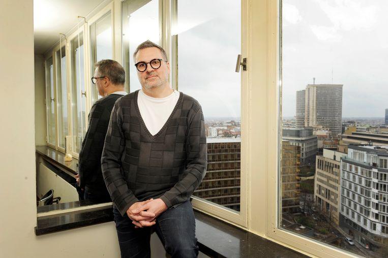 De huidige Vlaamse bouwmeester, Leo Van Broeck