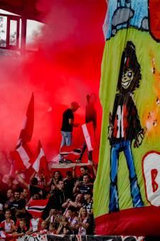 Breuk tussen supporters en FC Emmen blijft, ondanks 'goed gesprek