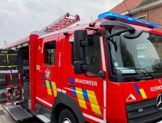Brandgeur uit elektriciteitskast van woning in Charleroistraat