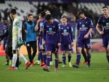 Penalty nekt Anderlecht in absolute slotfase