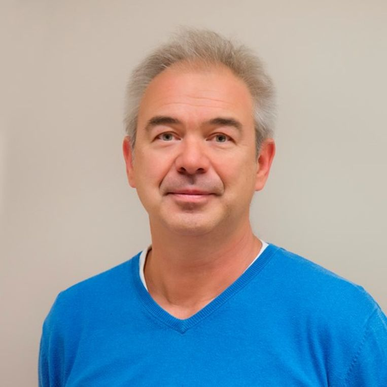 Gareth Van der Velde.