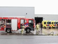 Monteur raakt zwaargewond nadat transformator ontploft bij bedrijf in Emmeloord