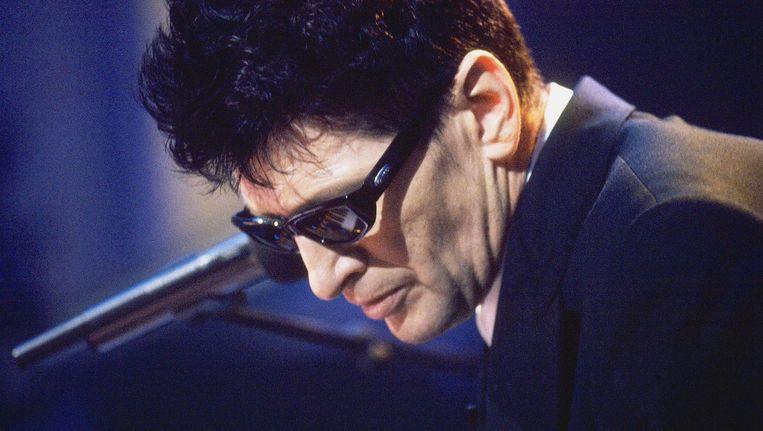 Herman Brood, foto uit 1998 Beeld ANP