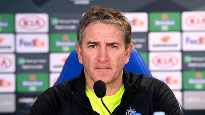 """Standard-coach Montanier beseft dat het van moeten is: """"Klaar om strijd aan te gaan"""""""